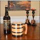 Oak Barrel Mug - Half Liter