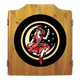 Miller High Life Girl In The Moon Cabinet Dart Board