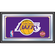 Los Angeles Lakers NBA Framed Logo Mirror