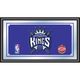 Sacramento Kings NBA Framed Logo Mirror