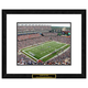 New England Patriots NFL Framed Double Matted Stadium Print