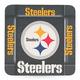 Pittsburgh Steelers Drink Coasters - Pack of 8