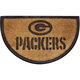 Green Bay Packers NFL Half-Moon Door Mat