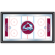 NHL Colorado Avalanche Framed Hockey Rink Mirror