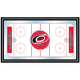 NHL Carolina Hurricanes Framed Hockey Rink Mirror