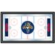 NHL Florida Panthers Framed Hockey Rink Mirror