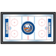 NHL New York Islanders Framed Hockey Rink Mirror