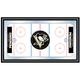 NHL Pittsburgh Penguins Framed Hockey Rink Mirror