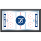 NHL Tampa Bay Lightning Framed Hockey Rink Mirror