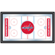 NHL Washington Capitals Framed Hockey Rink Mirror
