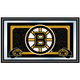 NHL Boston Bruins Framed Team Logo Mirror