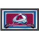 NHL Colorado Avalanche Framed Team Logo Mirror