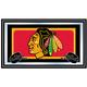 NHL Chicago Blackhawks Framed Team Logo Mirror