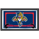 NHL Florida Panthers Framed Team Logo Mirror