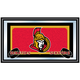 NHL Ottawa Senators Framed Team Logo Mirror