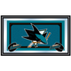 NHL San Jose Sharks Framed Team Logo Mirror