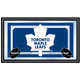 NHL Toronto Maple Leafs Framed Team Logo Mirror