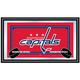 NHL Washington Capitals Framed Team Logo Mirror