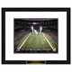 New Orleans Saints NFL Framed Double Matted Stadium Print