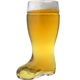 Oktoberfest Glass Drinking Beer Boot - 2 Liter