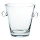 Badash Chelsea Mouth-Blown Crystal Ice Bucket - 80 oz