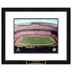 New York Giants NFL Framed Double Matted Stadium Print