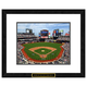 New York Mets MLB Framed Double Matted Stadium Print