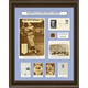 Babe Ruth Baseball's Greatest Legend Framed Art