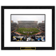 Oakland Raiders NFL Framed Double Matted Stadium Print