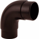 Curved Flush Elbow Fitting 90 Degree - Oil Rubbed Bronze - 2