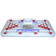 GoPong Inflatable Party Barge Beer Pong Table with Cooler - 6 ft
