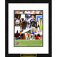 Adrian Peterson Framed Double Matted NFL Print