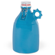 Ceramic Swing Top Growler with Sprocket Handle - Gloss Blue - 64 oz