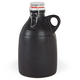 Ceramic Swing Top Beer Growler with Wide Loop Handle - Matte Black - 64 oz