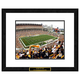Pittsburgh Steelers NFL Framed Double Matted Stadium Print