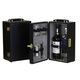 Portable Two Bottle Travel Bar Set - 5 Pieces