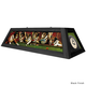 Dogs Playing Pool Billiard Table Light