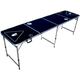 GoPong Portable Beer Pong Table - 8 ft - Black