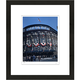 Vintage Ebbets Field Brooklyn Baseball Framed Print