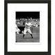 Lou Gehrig Baseball Framed Print
