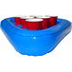Inflatable Pool Beer Pong Rack Set