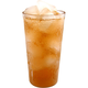 Pebbled Clear Plastic Tumblers - 16 oz - Set of 12
