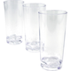 Disposable Plastic Straight Wall Shooter Cups - 1.75 oz