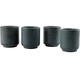 Ekke Soapstone 2 oz Shot Glasses - Set of 4