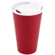 Reusable Red Cup 2 Go - Plastic - With Removable Slide Lid - 16 oz