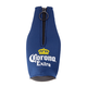 Corona Extra Zippered Beer Bottle Cooler