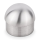 Domed End Cap - Brushed Stainless Steel - 2