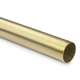 Bar Foot Rail Tubing - Brushed (Satin) Brass - 2
