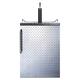 Summit Under Counter Kegerator - 1 Faucet - Diamond Plate Door