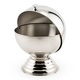 Roll-Top Sugar & Bar Fruit Garnish Bowl - 20 oz - Stainless Steel